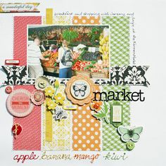 Creatively Savvy: Market - *Echo Park For the Record 2: Tailored