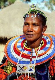 tribal african hats - Google Search