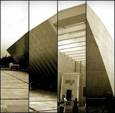 Museo Universitario de Arte COntemporáneo. U.N.A.M. - D.F.