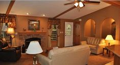 Mobile Home Remodeling Ideas -  Skyline Homes
