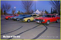 Star of the Day-the Mopars behind the Star of the week yesterday. Mopar Girl, Mopar Or No Car, Star Of The Week, Collector Cars, Old Cars, Perspective, Motorcycles, Old Things, Iron