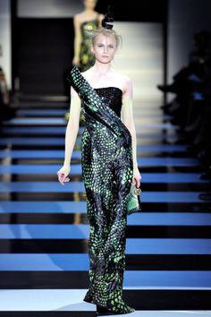Armani Privé Haute Couture S/S 2012/13