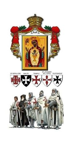 The Knights Templar is an organisation dedicated to fraternal friendship based on honour, chivalry and integrity. The Knights Templar are guardians of many secrets including the Holy Grail.