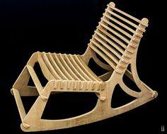 Woo Chair - Open source CNC on Behance