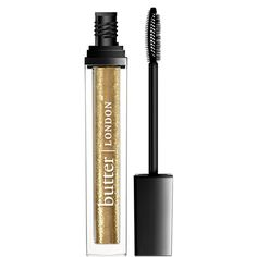 A shimmery gold mascara will give hazel eyes an extra sparkle. Try Butter London Electralash Mascara in Starlight Mascara Review, Mascara Tips, Best Mascara, How To Apply Mascara, Hazel Eye Makeup, Eye Makeup Tips, Hazel Eyes, Makeup Trends, Makeup Ideas