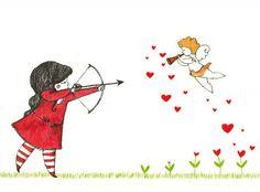 la guerre à Cupidon...