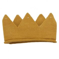 'Where The Wild Things Are' Knit Crown // at Darling Clementine