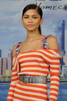 Zendaya - 'Spiderman Homecoming' photocall in New York on June 25