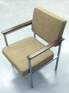 Vintage Mid Century Steelcase Office Chair