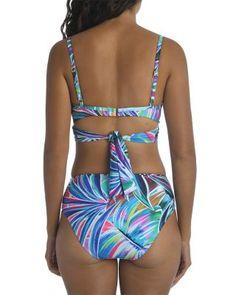 Underwired Bikini, Underwire Bikini Top, Bikini Bottoms, Bikini Tops, Bikinis, Swimwear, Palm, One Piece, Printed