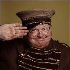 Benny Hill! This show was SOOOO wrong then; today it would be nothing at all!