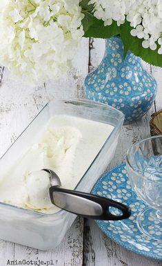 Homemade Ice Cream, Ice Cream Recipes, Coconut Flakes, Sorbet, Baked Goods, Creme, Cake Recipes, Sweet Tooth, Deserts
