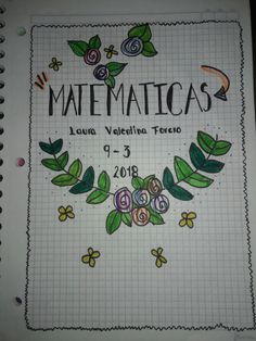 Ideas para marcar cuadernos Hate School, Notebook Art, School Labels, School Notebooks, Bullet Journal Art, Decorate Notebook, Lettering Tutorial, School Notes, Blog Planner
