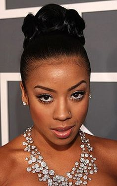 wedding hairstyles for black women   ... Wedding Hairstyles » African American Wedding Hairstyles Black #10538