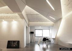 Futuristic House Wing // AnLstudio   Afflante.com
