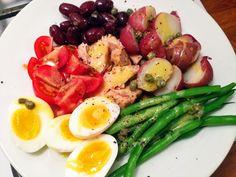 Salad Nicoise  by The Amateur Gourmet, via Flickr