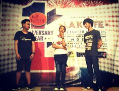 Happy Anniversary La Koffie Cafe' | Shal | See Hear Feel
