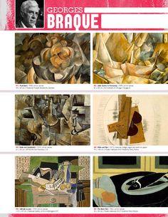 The smARTteacher Resource: GEORGES BRAQUE (Artist Binder Notes)