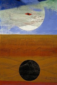 "surrealism: "" Mer et soleil by Max Ernst, Oil on canvas, 37 x 54 cm. Scottish National Gallery of Modern Art, Edinburgh, U. Marx Ernst, Max Ernst Paintings, Galerie D'art Moderne, Rainer Fetting, Karl Hofer, Horst Janssen, Hans Thoma, Gallery Of Modern Art, Hermann Hesse"
