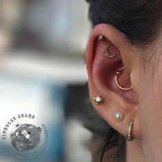 "36 Likes, 2 Comments - Nicholas Adams  BVLA BAD BOY (@nicholasthegeezer) on Instagram: ""DaithCab for Cutie featuring Faux-Rook Springfield. . . . #deathcabforcutie #daith #daithpiercing…"""