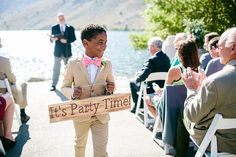 Wedding at Convict L