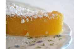 Tarte de grão | Sobremesas de Portugal