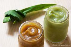 Kaya karamel n kaya pandan nyonya Raw Vegan Desserts, Asian Desserts, Vegan Sweets, Delicious Desserts, Vegan Recipes, Dessert Recipes, Kaya Recipe, Coconut Jam, Pumpkin Uses