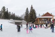 Some of our favourite ice rinks to glide, slide and skate on. Most of the rinks are scheduled to open in late December.