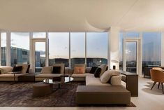 A Penthouse In Downtown Montreal By Desjardins Bherer