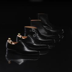 #TOTB -- #CrockettAndJones, the #JamesBond shoemaker for the new movie #Spectre ---