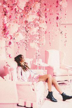 Tessa Barton: Fashion