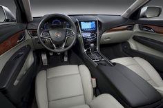 Cadillac ATS - smooth!