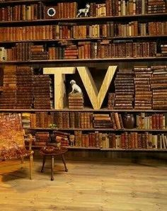 Emplacement TV...