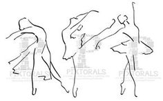 Resultado de imagem para dança arte desenho