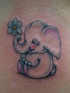 Elephant Tattoos : Elephant Tattoo