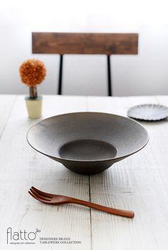 銅彩釉 リム鉢(大)/作家「水野幸一」/和食器通販セレクトショップ「flatto」