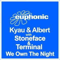 "Out now on Beatport is the banging Club Mix of Kyau & Albert and Stoneface & Terminal's outstanding collaboration, ""We Own The Night"". The original version of ""We Own The Night"" was first released in March on the new Kyau & Albert album 'Nights Awake' and pays homage to all the party people around the world who have celebrated unforgettable club nights with the Euphonic artists."