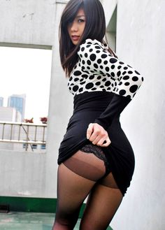 COLLANTS-ASIAN-PANTYHOSE