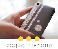 diy coque iphone stickers