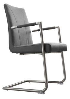 Armstoel Rosanno | Voor meer informatie en de diverse mogelijkheden kijkt u op www.prontowonen.nl #ProntoWonen #stoelen #woonkamer #eetkamer #interieur