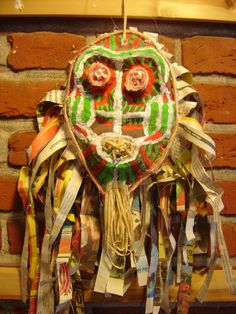 Meet The Creative Part of Me: African masks. Amazing!