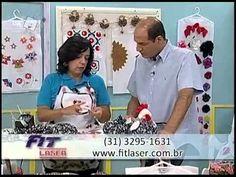 ▶ Galinha Fuxiquinha - Aprenda a fazer! - YouTube