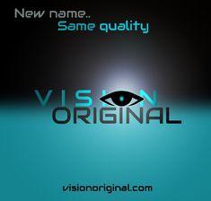 Your Vision... Our ideas  #visionoriginal www.visionoriginal.com