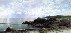 Hudson River School - Oil Paintings Reproduction and Original Art