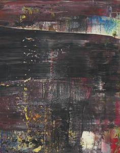 Abstraktes Bild 14 Artwork by Gerhard Richter