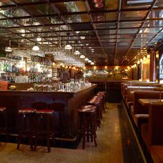 """""""The Roger Room"""" in West Hollywood   Best Speakeasies and Cocktail Lounges   Food & Wine"""
