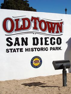Old Town San Diego, haven't been there since it has been renovated.....must go