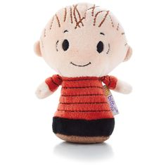 itty bittys® Linus Stuffed Animal, , large
