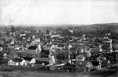 Mandan, North Dakota 1907