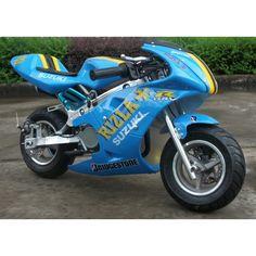 52689799ff7 Rizla 50cc Mini Moto Motorbike Preview ...My boys love pocket bikes.